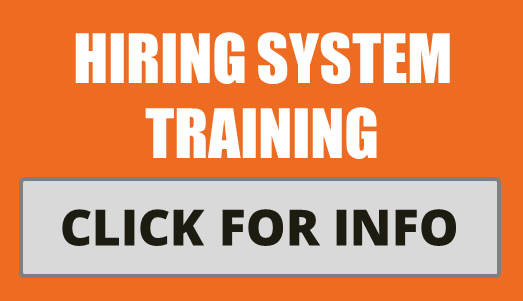 Hiring Systems Training Get Info