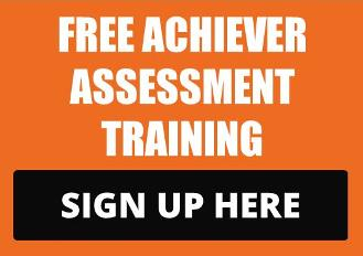 Free Achiever Assessment Training