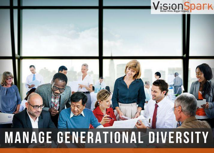 manage multi-generational diversity