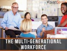 the multi-generational workforce