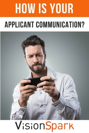 applicant communication impacts employer brand