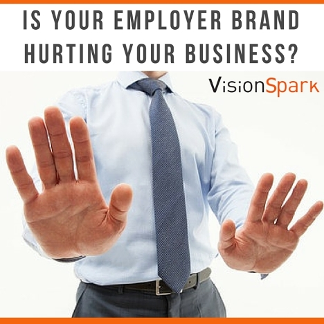 is your employer brand hurting your business