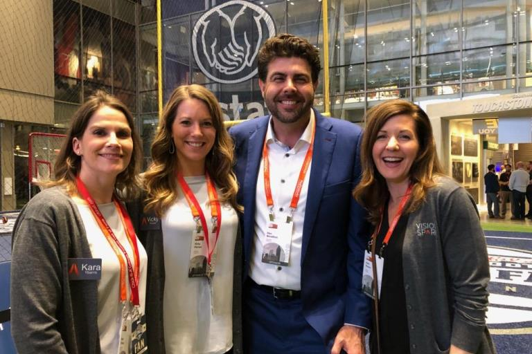 VisionSpark Team at 2019 Conference for Companies Running on EOS in Atlanta