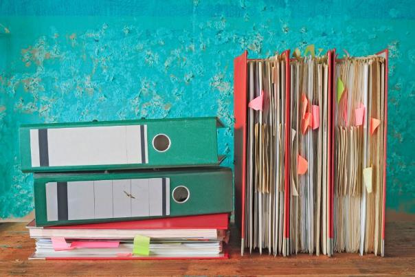 fill the folder freytag